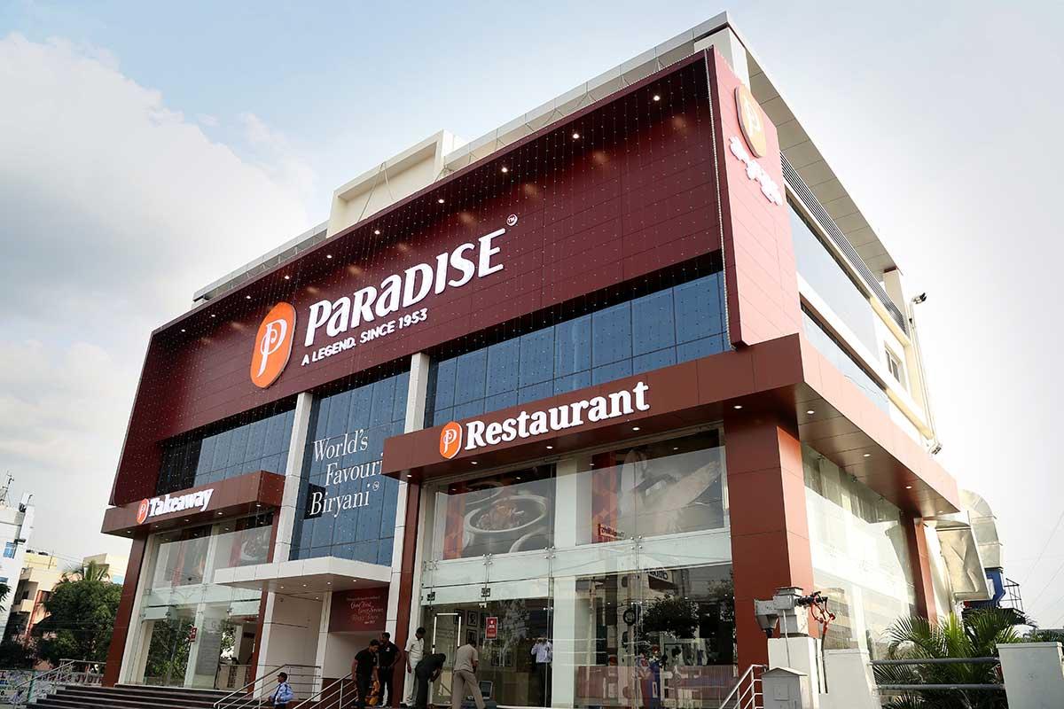 Garden City Mall >> Best Restaurant in Hyderabad | Paradise Restaurant Gachibowli