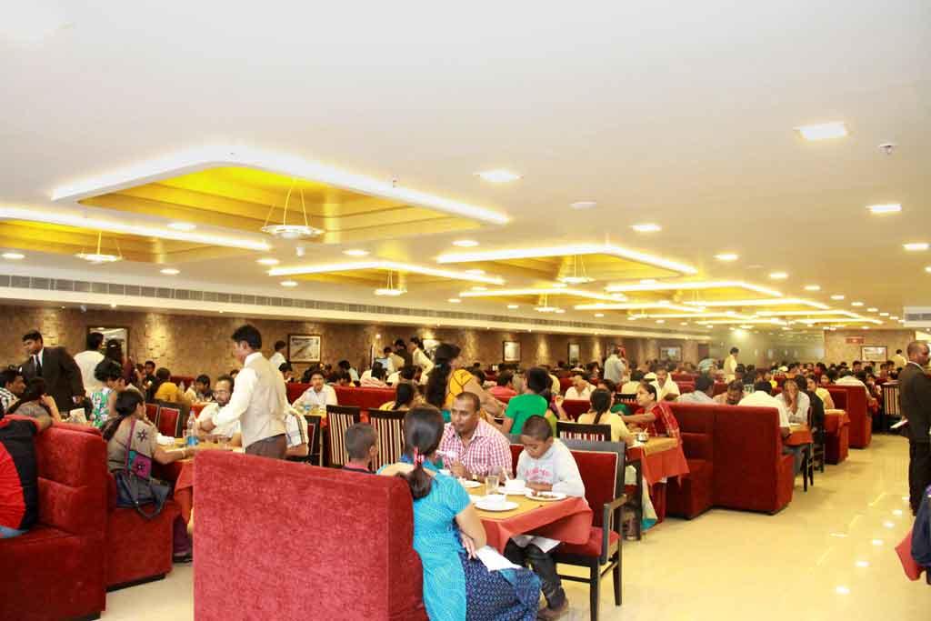 Paradise Food Court Kukatpally