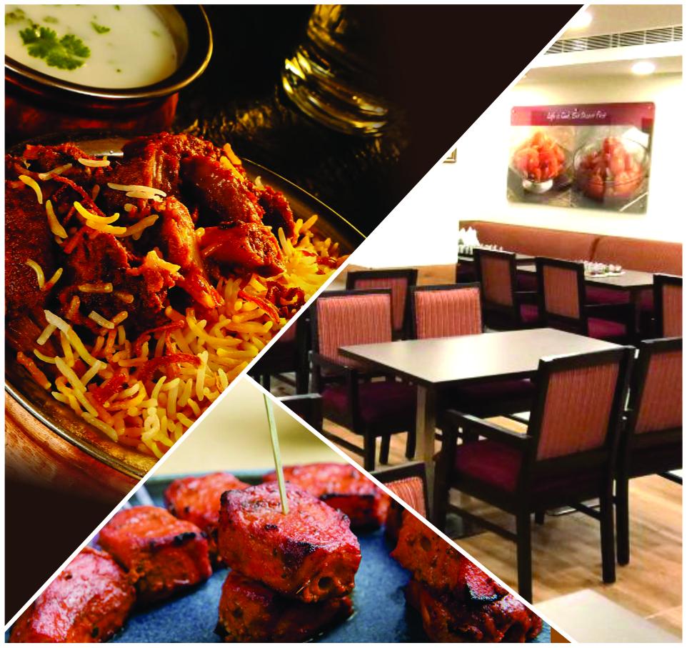Restaurants in vijayawada | Paradise Hotel in benz circle | Paradise